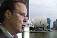 De nordiska länderna kom överens om att försöka omförhandla skatteavtalen med Singapore 2008. Men Sverige och Anders Borg ville sedan inte vara med.
