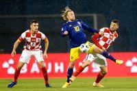 Sverige kan få lov att klara sig utan Emil Forsberg i matchen mot Portugal.