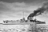 SMS Helgoland.