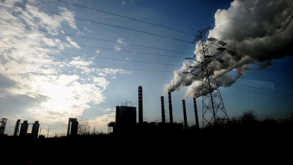 Just nu leder världens samlade klimatplaner till ökade utsläpp. Arkivbild.