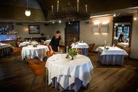Restaurangen Esperanto som den såg ut under ett besök av SvD:s Krogguiden 2015.