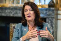 USA:s utrikespolitik är ibland svår att tyda på grund av olika signaler, tycker utrikesminister Ann Linde (S).