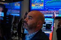 Framförallt var det teknikjättarna som tyngde börsen.
