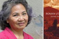 Duong Thu Huong föddes 1947 i Thai Binh-provinsen i Nordvietnam. Hon debuterade 1985 och lever sedan 2006 i exil i Paris.