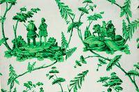 Tapet tillverkad av John Todd Merrick & Company 1845.
