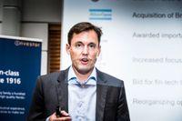 Investors vd Johan Forsell.