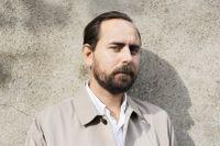 """Författaren och kulturjournalisten Philip Their är påtagligt lik huvudpersonen Richard i """"Jungfrustigen""""."""