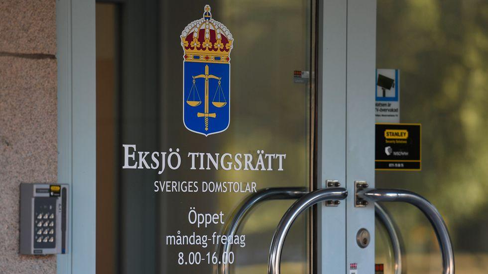 Atria Sverige och en ansvarig chef åtalas vid Eksjö tingsrätt efter en dödsolycka. Arkivbild.