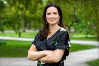 """Sofie Sarenbrants """"Mytomanen"""" är den åttonde boken i serien om Emma Sköld. Arkivbild."""