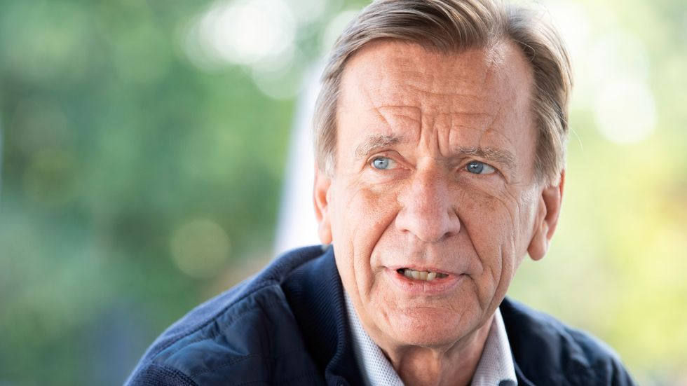 Volvo Cars vd Håkan Samuelsson säger att Volvo inte bara kan köpa batterier till laddbara bilar i framtiden – de måste vara involverade tillverkningen. Arkivbild.
