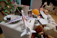 På Schiphols flygplats finns det en minnesplats över MH 17.