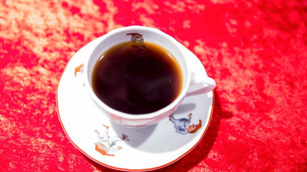 Kaffe ger vetenskapliga belägg för individualism.