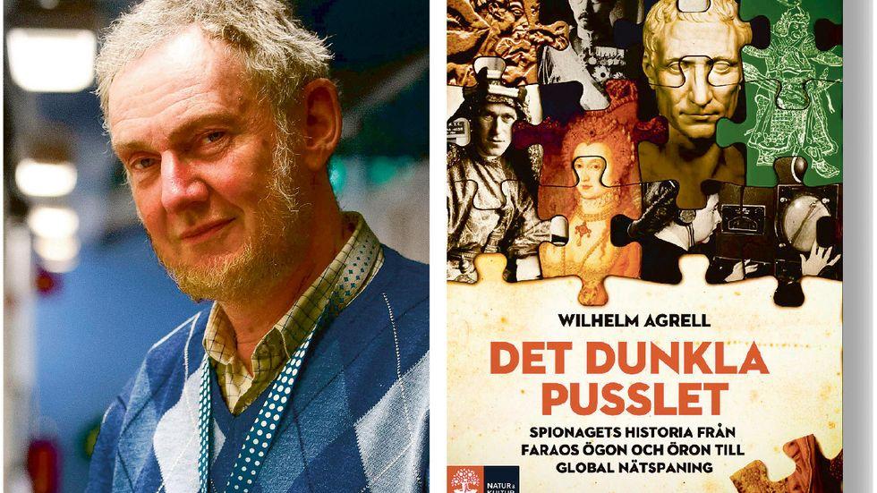 Wilhelm Agrell har skrivit ett sextiotal böcker, de flesta kretsande kring säkerhetspolitiska frågor.