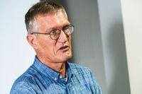 Sveriges statsepidemiolog Anders Tegnell.
