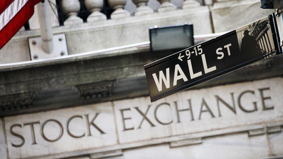 USA-börserna backade under måndagen.