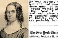 Notis i NY Times ger nytt ljus åt Sagers sista år