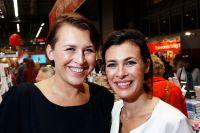 Hannah Widell och Amanda Schulman, grundare av medie- och produktionsbolaget Perfect Day och livsstilsföretaget Daisy Grace.
