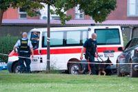 Dubbelmordet ägde rum i Herlev, strax utanför Köpenhamn, den 25 juni.