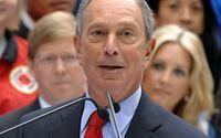 New Yorks borgmästare Michael Bloomberg.