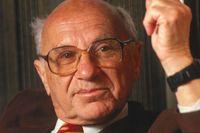Milton Friedman.