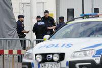 Tre personer har skottskadats i Kristianstad och förundersökning om försök till mord har inletts.