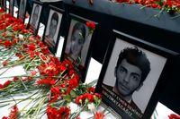 En minneshögtid hölls på torsdagen på Atatürk-flygplatsen.