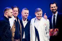 Kockar från Resturang Aloë som fick två Michelinstjärnor