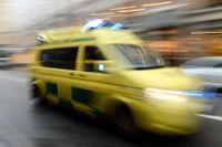 En man har skadats allvarligt efter ett fall på en byggarbetsplats i Vellinge kommun. Arkivbild.