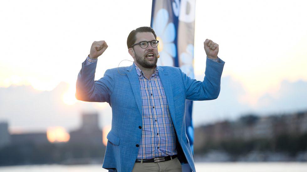Sverigedemokraternas framväxt är en liten del i en mycket större omvälvning, menar statsvetarprofessorn Eric Kaufmann.