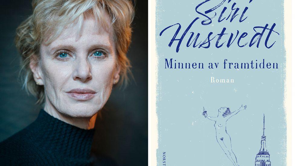 """Minnen av framtiden"" av Siri Hustvedt."