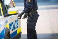 Polisen letar efter ungdomarna som rånat minst tre personer. Arkivbild.