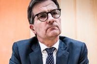 Erik Thedéen, generaldirektör på Finansinspektionen, vill inte ställa upp på intervju.