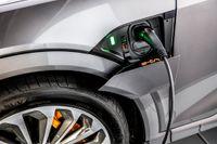 Elbilar stod för 19 procent av nybilsförsäljningen i EU under tredje kvartalet, enligt branschorganisationen Acea. Arkivbild