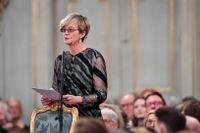 Ellen Mattson, ledamot i Svenska Akademien.