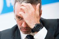 Österrikes avgående inrikesminister Herbert Kickl.