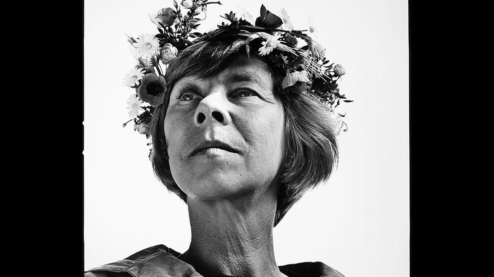 Tove Jansson, 1967.