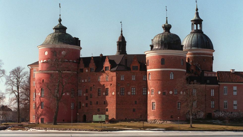 Gripsholms slott.