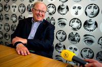 Intervju med före detta statsministern och partiledaren för Socialdemokraterna Göran Persson i JKL:s lokaler på Sveavägen i Stockholm.