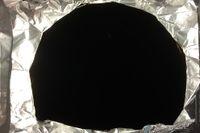 """I juli i år presenterades """"Vantablack"""", den svartaste substans som någonsin framställts."""