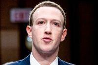 """Mark Zuckerberg har tidigare kallat idén om att bryta upp Facebook i mindre bitar för ett """"existentiellt hot""""."""