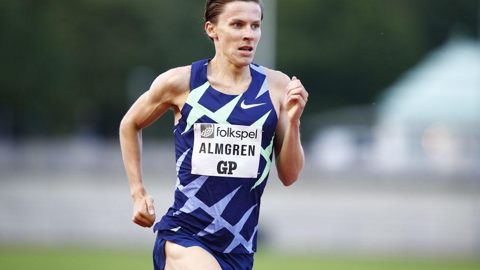 Andreas Almgren. Arkivbild.
