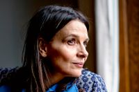 """Juliette Binoche, aktuell i Sverige för """"Let The Sunshine In"""", är en av initiativtagarna bakom uppropet."""