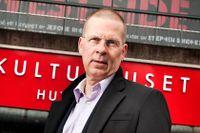 Benny Fredriksson, tidigare vd för Kulturhuset Stadsteatern.
