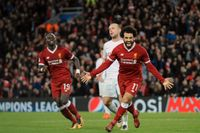 Mohamed Salah – ligans farligaste målskytt.