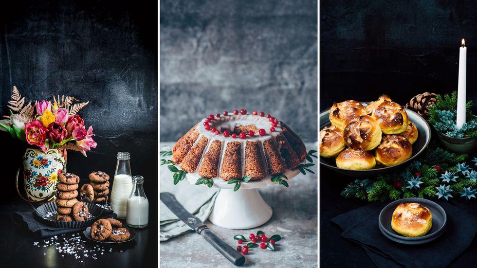 Med de här recepten kommer vi i rätt stämning inför advent. Recept och foto: Annelie Andersson