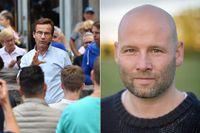 Relationen Kristersson-Borgs går ända tillbaka till ungdomsförbundstiden.