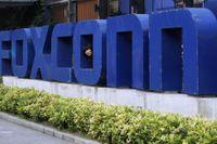 Foxconn, stor underleverantör till Iphonetillverkaren Apple, går bättre än väntat. Arkivbild.
