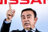 """Carlos Ghosn, som nekar till brott, säger sig kämpa för upprättelse: """"Jag slåss för mitt rykte""""."""