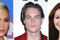 Kylie Jenner, Gustav Magnar Witzoe och Alexandra Andresen.