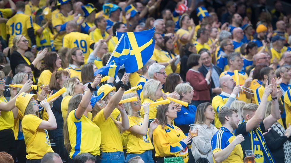 Fem svenska städer får arrangera matcher under handbolls-VM 2023.